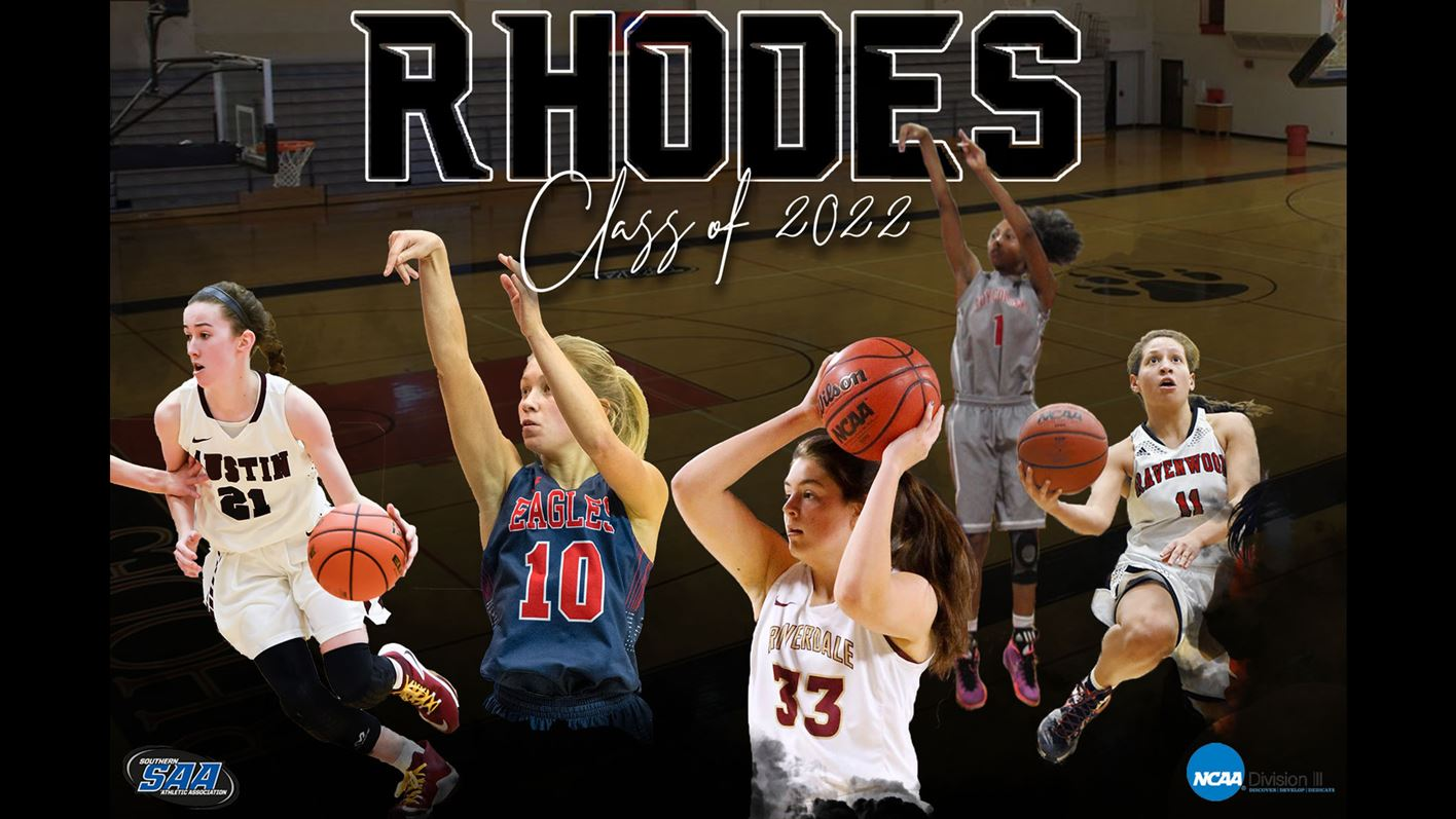 Women's Basketball Releases Class of 2022 - Rhodes College Athletics